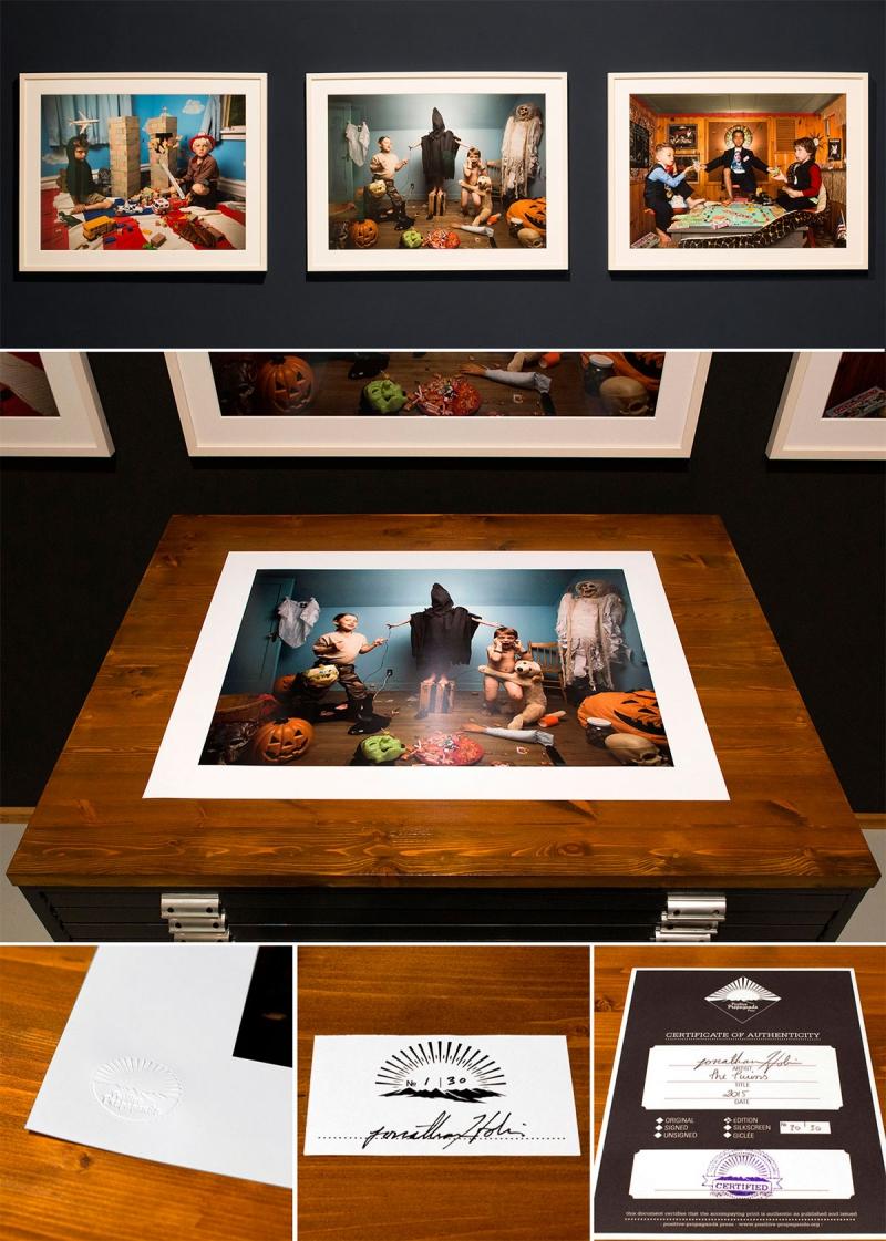 Jonathan Hobin - Photo Edition