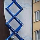 Positive-Propaganda / ESCIF / Streetart in Munich - work in progress